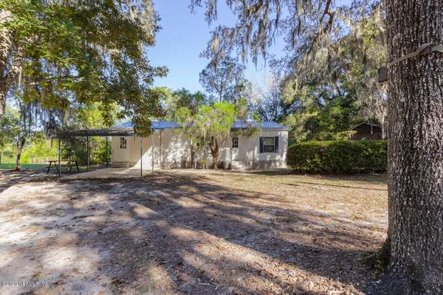 4974 Heskett Ln, Keystone Heights, FL 32656 (MLS #1083827) :: Ponte Vedra Club Realty