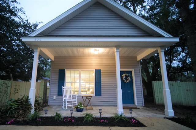 620 N Clay St, St Augustine, FL 32084 (MLS #1083863) :: Olson & Taylor | RE/MAX Unlimited