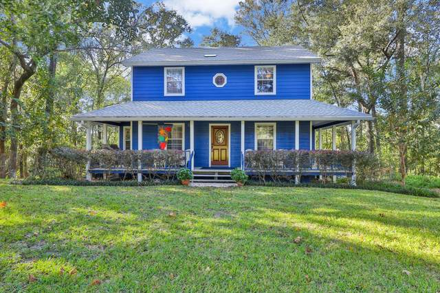 2142 Winchester Rd, GREEN COVE SPRINGS, FL 32043 (MLS #1083864) :: The Every Corner Team