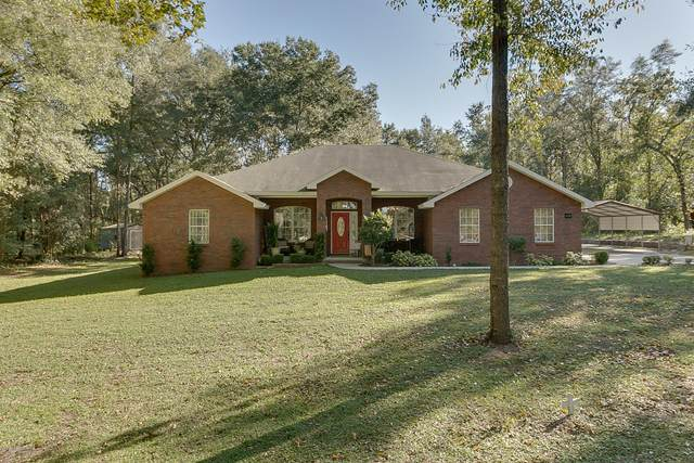 233 Wesley Rd, GREEN COVE SPRINGS, FL 32043 (MLS #1083879) :: The Every Corner Team