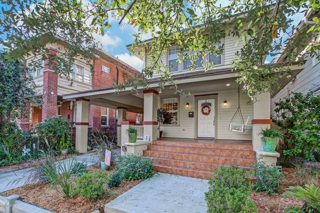 2010 N Pearl St, Jacksonville, FL 32206 (MLS #1083893) :: The Perfect Place Team