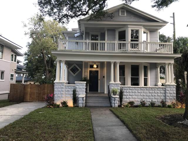 2750 St Johns Ave, Jacksonville, FL 32205 (MLS #1083923) :: The Impact Group with Momentum Realty