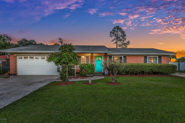 9141 E Carbondale Dr, Jacksonville, FL 32208 (MLS #1083978) :: The Newcomer Group