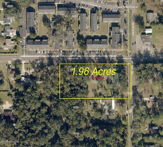 6010 Firestone Rd, Jacksonville, FL 32244 (MLS #1083983) :: The Impact Group with Momentum Realty