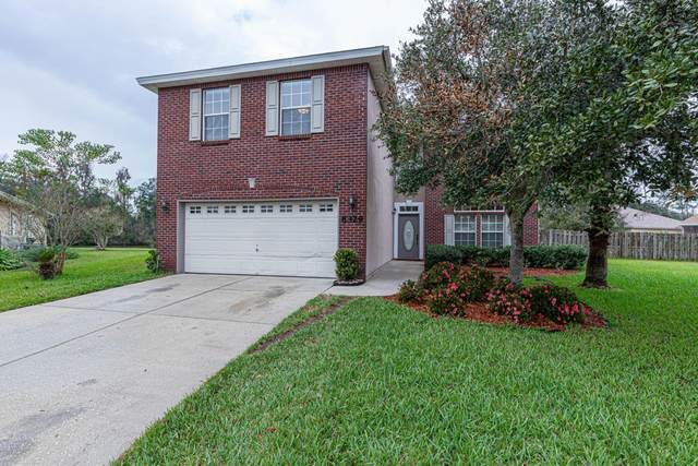 8329 Whitmire Ct, Jacksonville, FL 32216 (MLS #1084006) :: The Volen Group, Keller Williams Luxury International