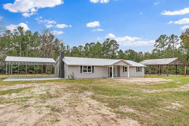 2707 Jane Ln, Hilliard, FL 32046 (MLS #1084021) :: EXIT Real Estate Gallery