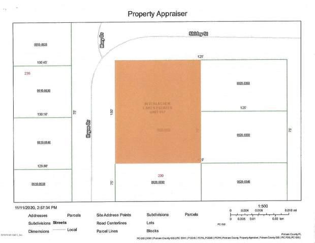 1415 Shirley St, Interlachen, FL 32148 (MLS #1084028) :: EXIT Real Estate Gallery