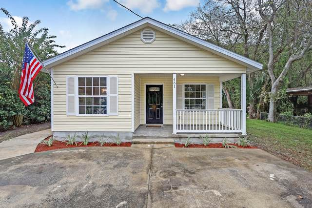461 Nassau St, St Augustine, FL 32084 (MLS #1084037) :: The Newcomer Group