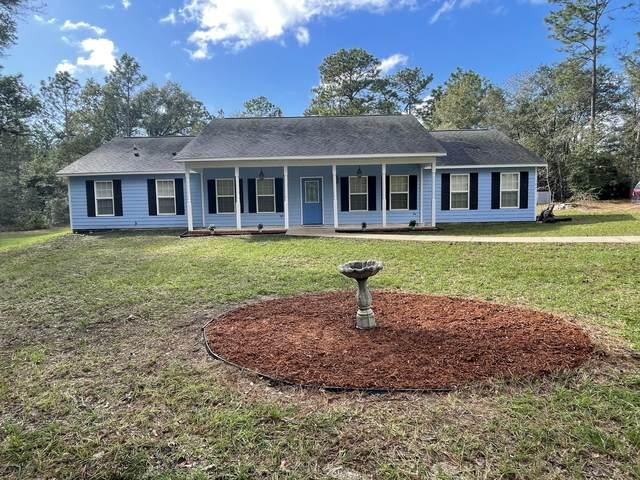 107 Blue Heron Ln, Melrose, FL 32666 (MLS #1084046) :: Berkshire Hathaway HomeServices Chaplin Williams Realty