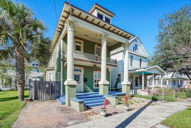 1708 N Laura St, Jacksonville, FL 32206 (MLS #1084055) :: The Perfect Place Team