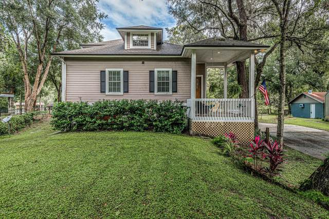 4168 Scenic Dr, Middleburg, FL 32068 (MLS #1084084) :: Berkshire Hathaway HomeServices Chaplin Williams Realty