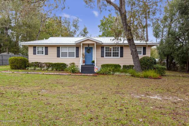 495 SE 72ND St, Starke, FL 32091 (MLS #1084109) :: The Hanley Home Team