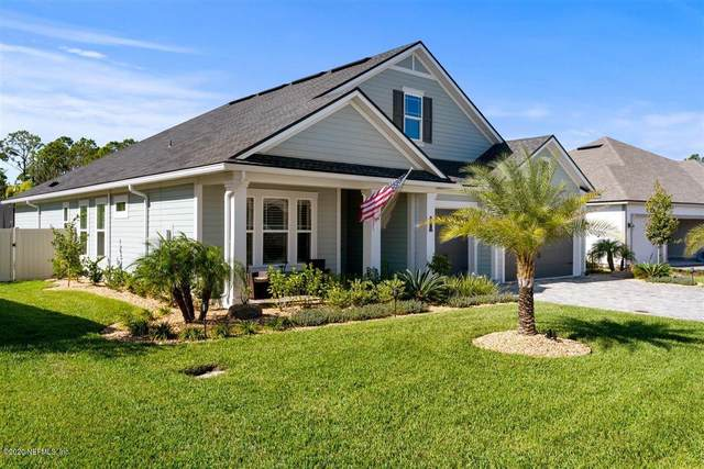421 Pescado Dr, St Augustine, FL 32095 (MLS #1084176) :: The Impact Group with Momentum Realty