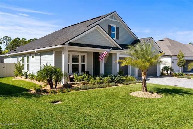 421 Pescado Dr, St Augustine, FL 32095 (MLS #1084176) :: The Hanley Home Team
