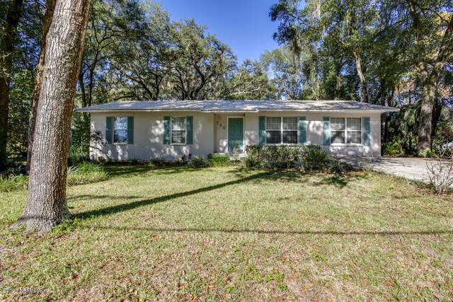 730 S Lawrence Blvd, Keystone Heights, FL 32656 (MLS #1084180) :: 97Park