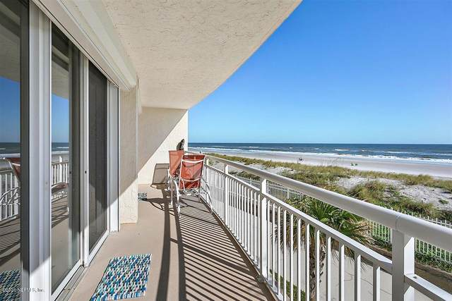 1601 Ocean Dr S #105, Jacksonville Beach, FL 32250 (MLS #1084205) :: The Every Corner Team