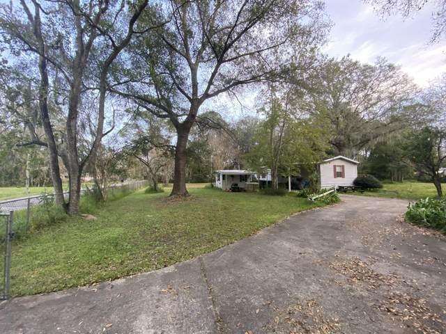 2889 Burris Rd, Orange Park, FL 32065 (MLS #1084207) :: The Coastal Home Group