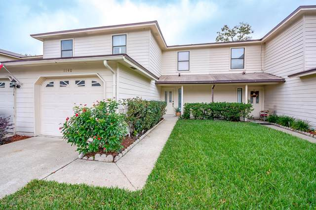1140 Romaine Cir W, Jacksonville, FL 32225 (MLS #1084251) :: The Every Corner Team