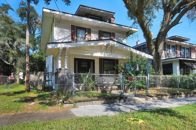 2631 Forbes St, Jacksonville, FL 32204 (MLS #1084262) :: The Newcomer Group