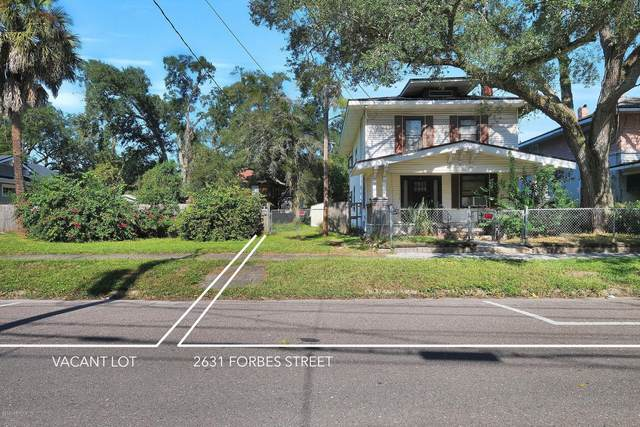0 Forbes St, Jacksonville, FL 32204 (MLS #1084263) :: The Perfect Place Team