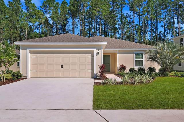 8576 Lake George Cir W, Macclenny, FL 32063 (MLS #1084293) :: Ponte Vedra Club Realty