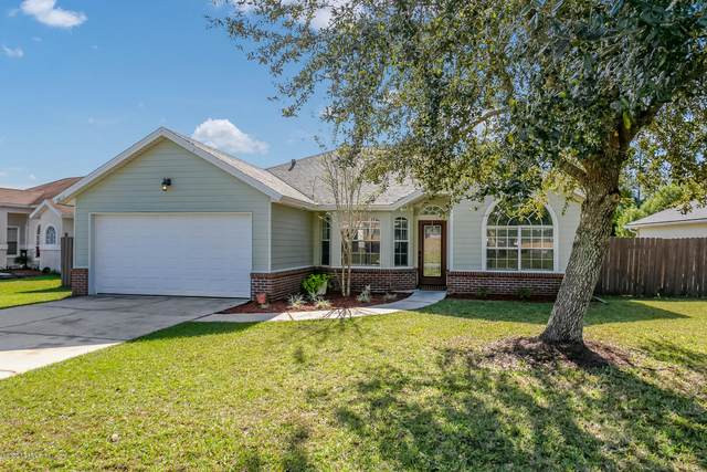 3654 Arava Dr, GREEN COVE SPRINGS, FL 32043 (MLS #1084324) :: The Newcomer Group