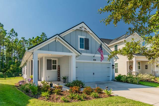 556 Vista Lake Cir, Ponte Vedra, FL 32081 (MLS #1084326) :: Memory Hopkins Real Estate
