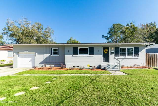 6919 Waikiki Rd, Jacksonville, FL 32216 (MLS #1084344) :: The Volen Group, Keller Williams Luxury International