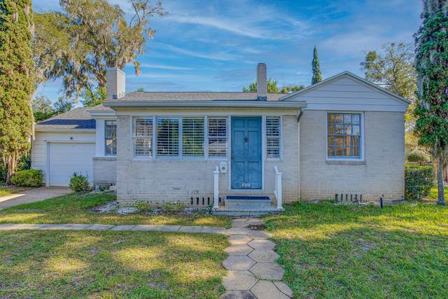 4305 Redwood Ave, Jacksonville, FL 32207 (MLS #1084386) :: The DJ & Lindsey Team