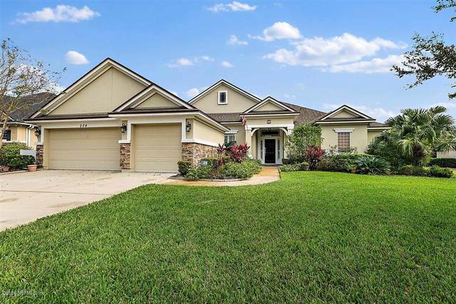 204 Holland Dr, St Augustine, FL 32095 (MLS #1084405) :: The Impact Group with Momentum Realty