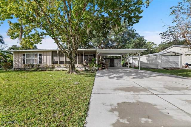 213 Camellia Dr, Satsuma, FL 32189 (MLS #1084426) :: The Volen Group, Keller Williams Luxury International