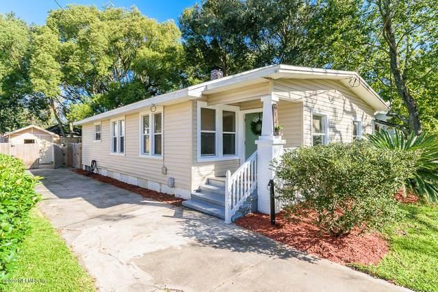4617 College St, Jacksonville, FL 32205 (MLS #1084430) :: Keller Williams Realty Atlantic Partners St. Augustine