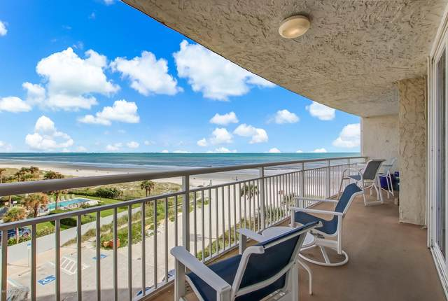 1601 Ocean Dr #401, Jacksonville Beach, FL 32250 (MLS #1084465) :: The Every Corner Team