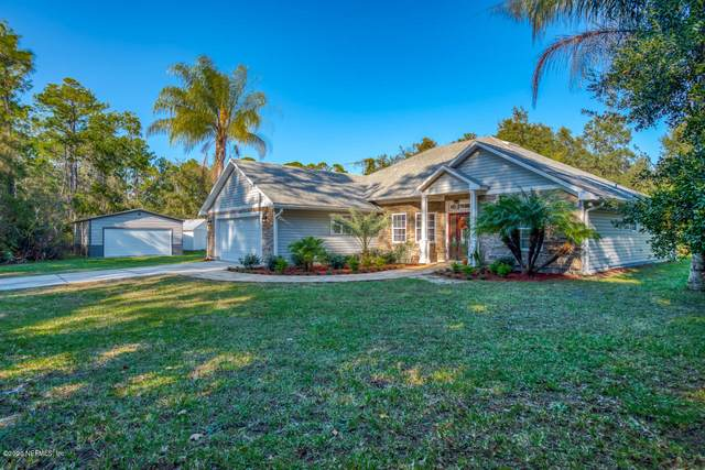 7020 Catlett Rd, St Augustine, FL 32095 (MLS #1084474) :: The DJ & Lindsey Team