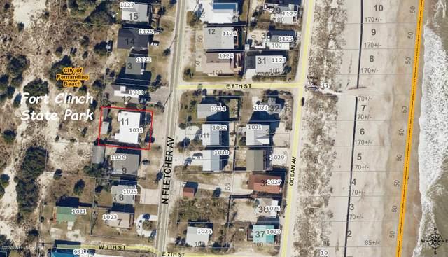 1031 N Fletcher Ave, Fernandina Beach, FL 32034 (MLS #1084494) :: The Newcomer Group