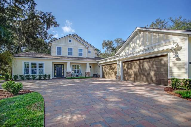 17 Gardiners Bay Dr, Ponte Vedra, FL 32081 (MLS #1084513) :: Memory Hopkins Real Estate