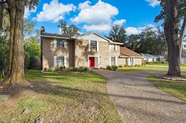 2351 Egremont Dr, Orange Park, FL 32073 (MLS #1084622) :: CrossView Realty