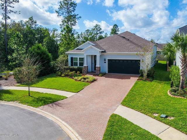 136 Howell Ct, St Augustine, FL 32092 (MLS #1084629) :: Memory Hopkins Real Estate