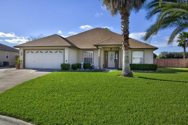 2358 Bentwater Dr W, Jacksonville, FL 32246 (MLS #1084923) :: The Hanley Home Team