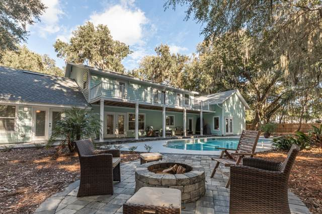 1378 Marian Dr, Fernandina Beach, FL 32034 (MLS #1084945) :: The Every Corner Team