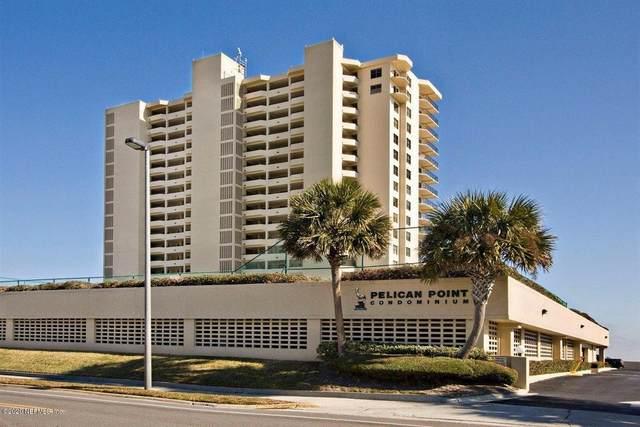 1901 1ST St #1105, Jacksonville Beach, FL 32250 (MLS #1084978) :: Oceanic Properties