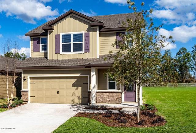 299 Fellbrook Dr, St Augustine, FL 32095 (MLS #1084992) :: Bridge City Real Estate Co.