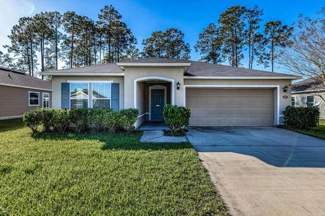 4887 Creek Bluff Ln, Middleburg, FL 32068 (MLS #1085020) :: The Every Corner Team