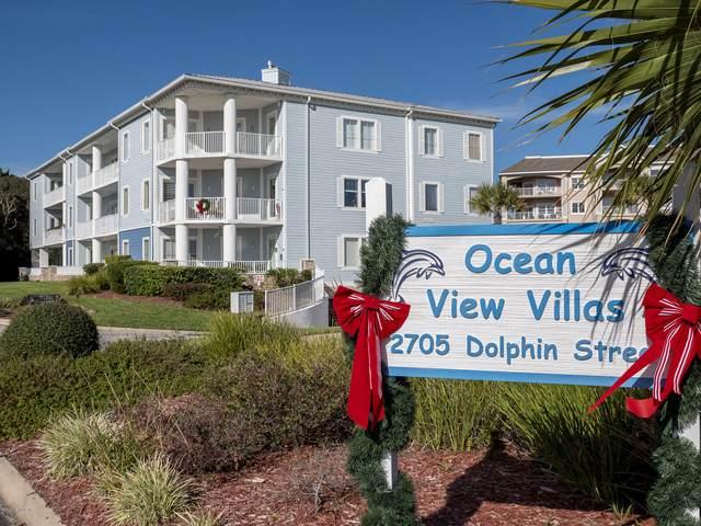 2705 Dolphin St 1B, Fernandina Beach, FL 32034 (MLS #1085022) :: The DJ & Lindsey Team