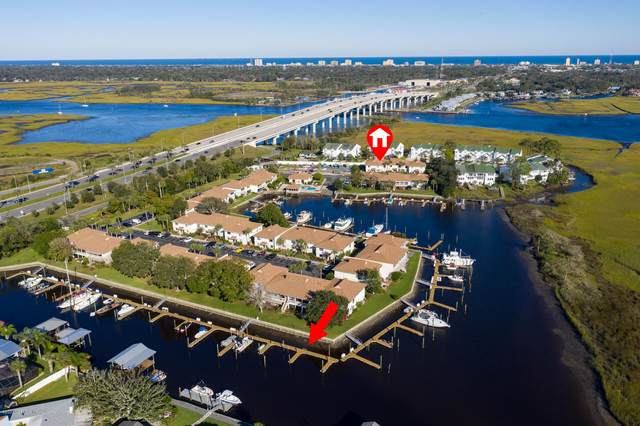 14750 Beach Blvd #79, Jacksonville, FL 32250 (MLS #1085105) :: The DJ & Lindsey Team