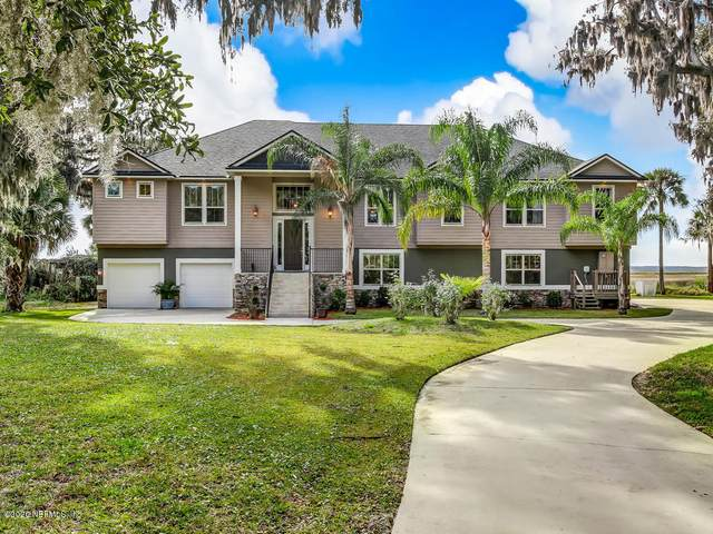 94147 Palm Cir, Fernandina Beach, FL 32034 (MLS #1085174) :: Military Realty