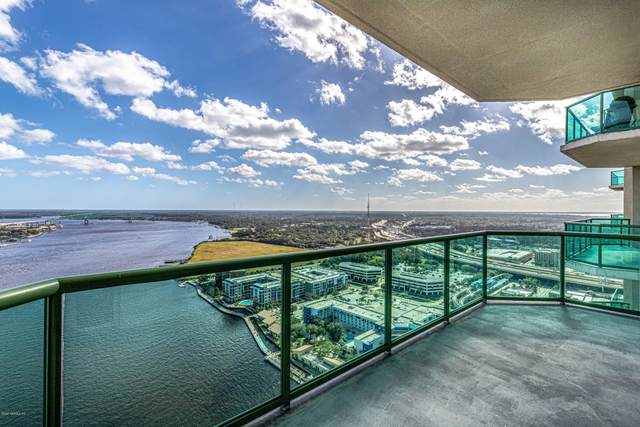 1431 Riverplace Blvd #3406, Jacksonville, FL 32207 (MLS #1085175) :: The Every Corner Team