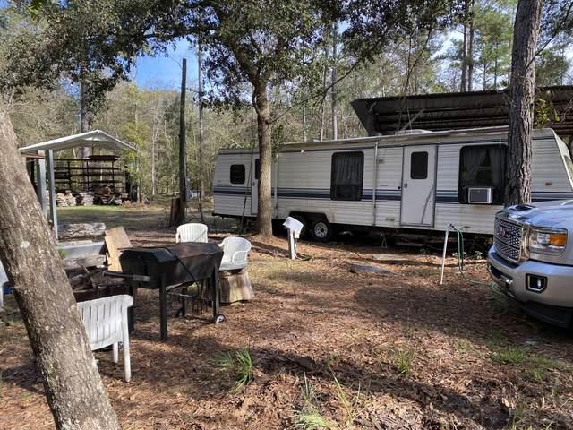 0 Cedar Creek Farms Rd, Glen St. Mary, FL 32040 (MLS #1085213) :: Oceanic Properties