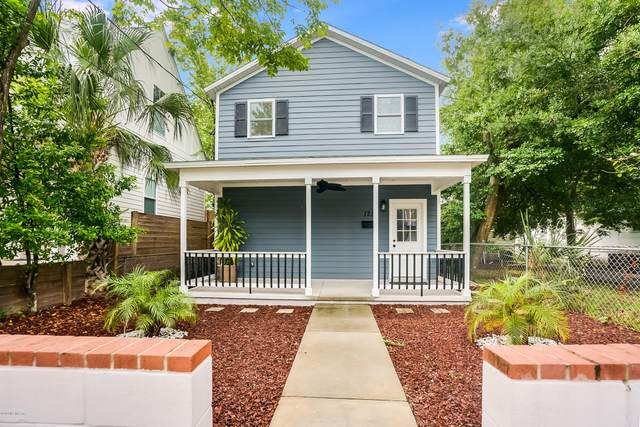 125 Moore St, St Augustine, FL 32084 (MLS #1085262) :: The Hanley Home Team
