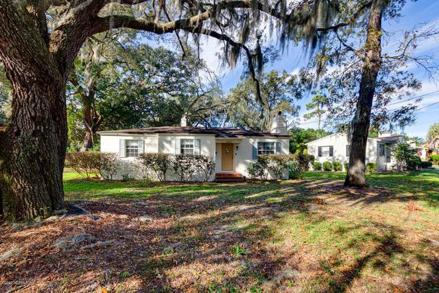 4652 Redwood Ave, Jacksonville, FL 32207 (MLS #1085274) :: The Volen Group, Keller Williams Luxury International